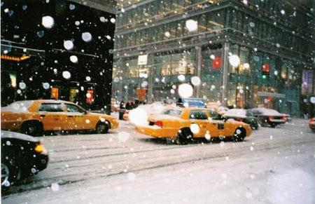 ny en invierno
