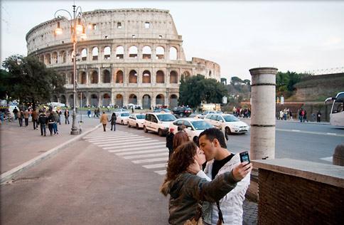 amor en roma
