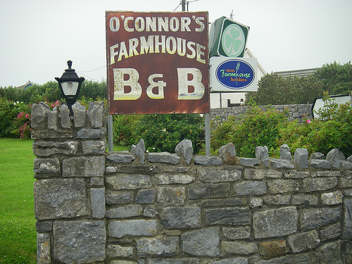b&b en irlanda