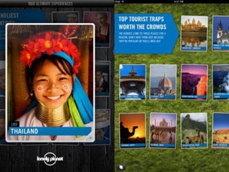 lonely planet ipad