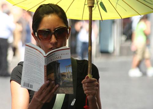 turistas mujeres