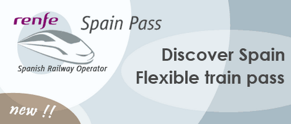 Renfe Spains Pass