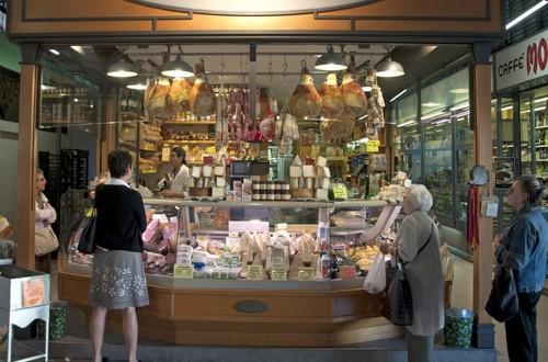 Mercados en Florencia
