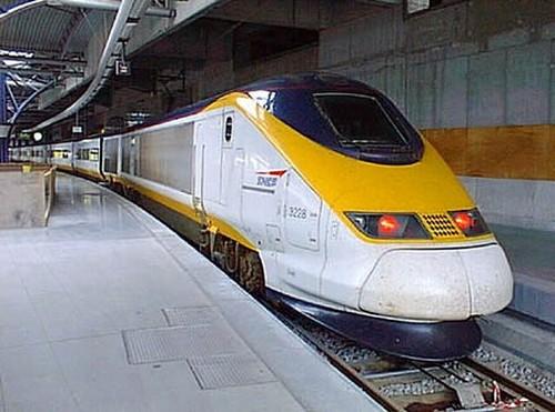 Tren de París a Londres