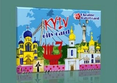 Kyiv City Card