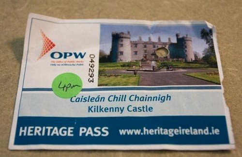 Tarjeta Heritage Card