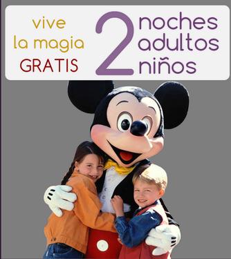 Viaje a Disney