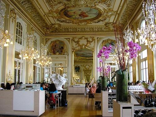 Restaurante del Musee d'Orsay