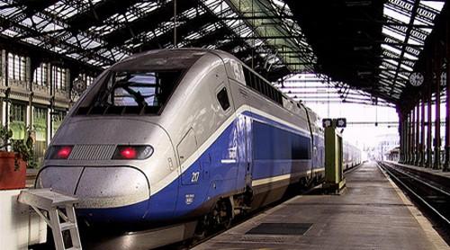 Nuevo tren tgv barcelona par s a precios desde 59 euros for Vuelos de paris a barcelona