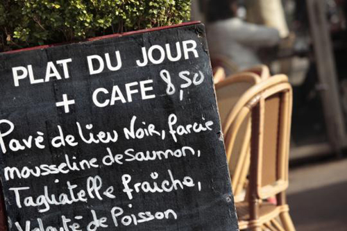 Comer barato en París