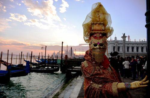 Carnaval de Venecia 2016