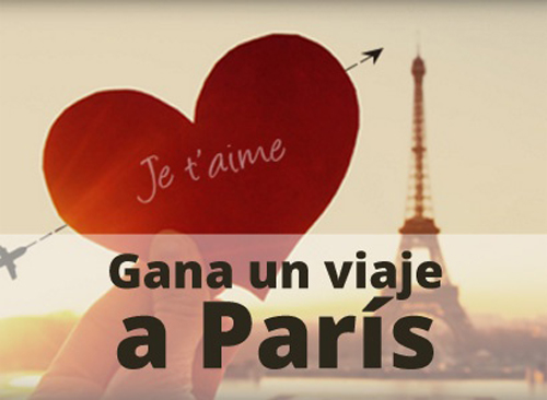 Concurso Viaje a París