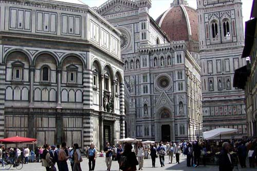 Plaza Duomo