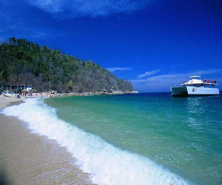 Majahuitas Cove