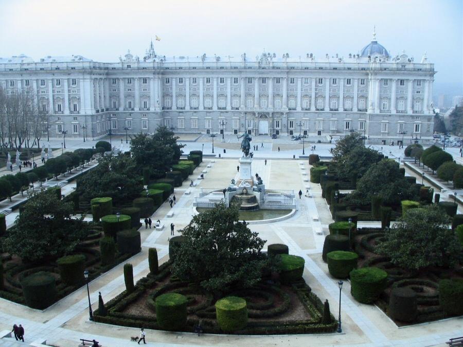 Viajes baratos a Madrid