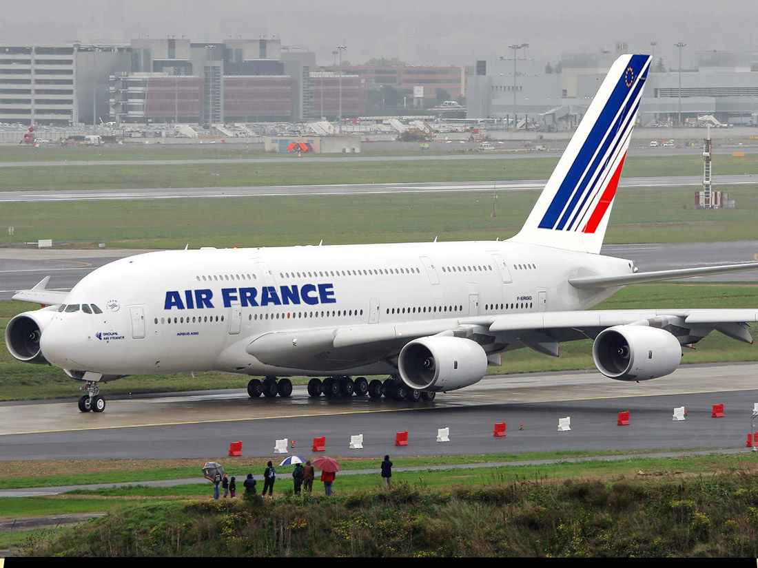 Viajes baratos AirFrance
