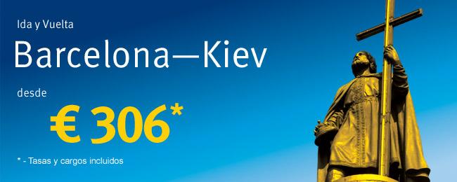 Viajes baratos Ucrania