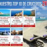 Viajes baratos Cruceros 2x1