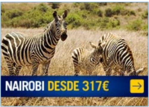 Viajes baratos Africa Nairobi