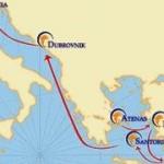 Viajes baratos Crucero Mar Mediterraneo