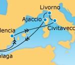 Viajes baratos Cruceros Mediterraneo