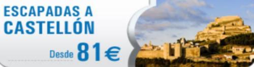 Viajes baratos Castellon
