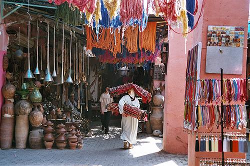 Viajes baratos marrakech