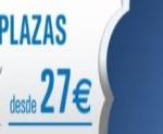 2.4 millones de billetes desde 27 euros en Rumbo