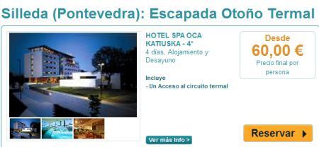 Viajes baratos Pontevedra